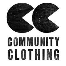 Le logo de Community Clothing