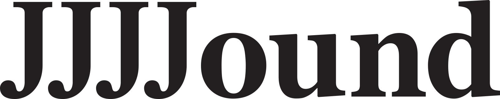 Le logo de JJJJound