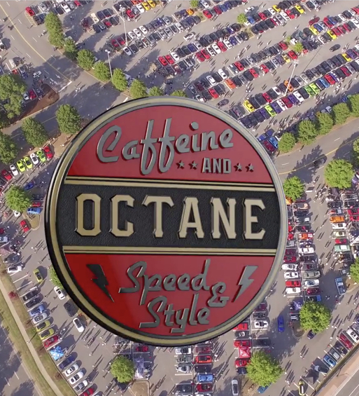 Caffeine and Octane The TV Series