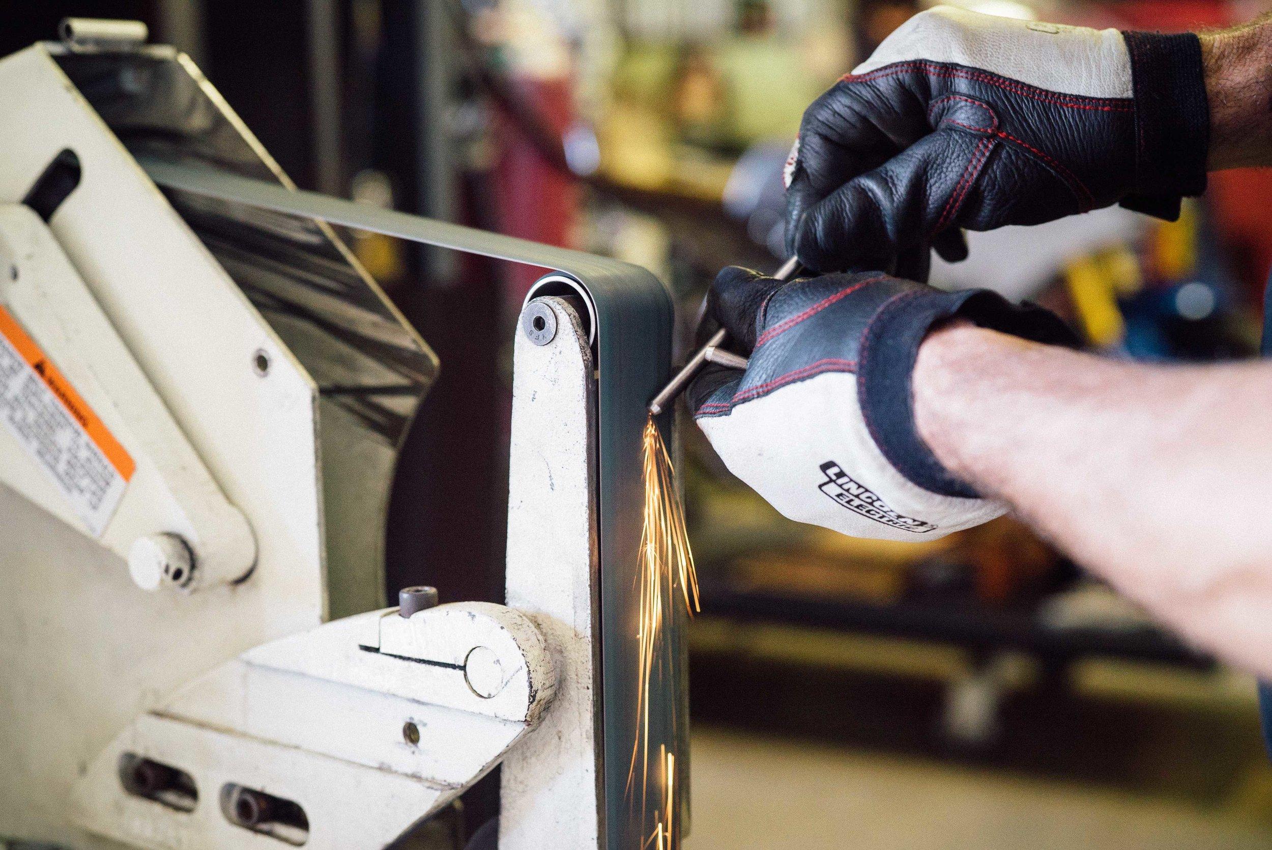 Fuller Moto TIG Welding Torch Holder Radius