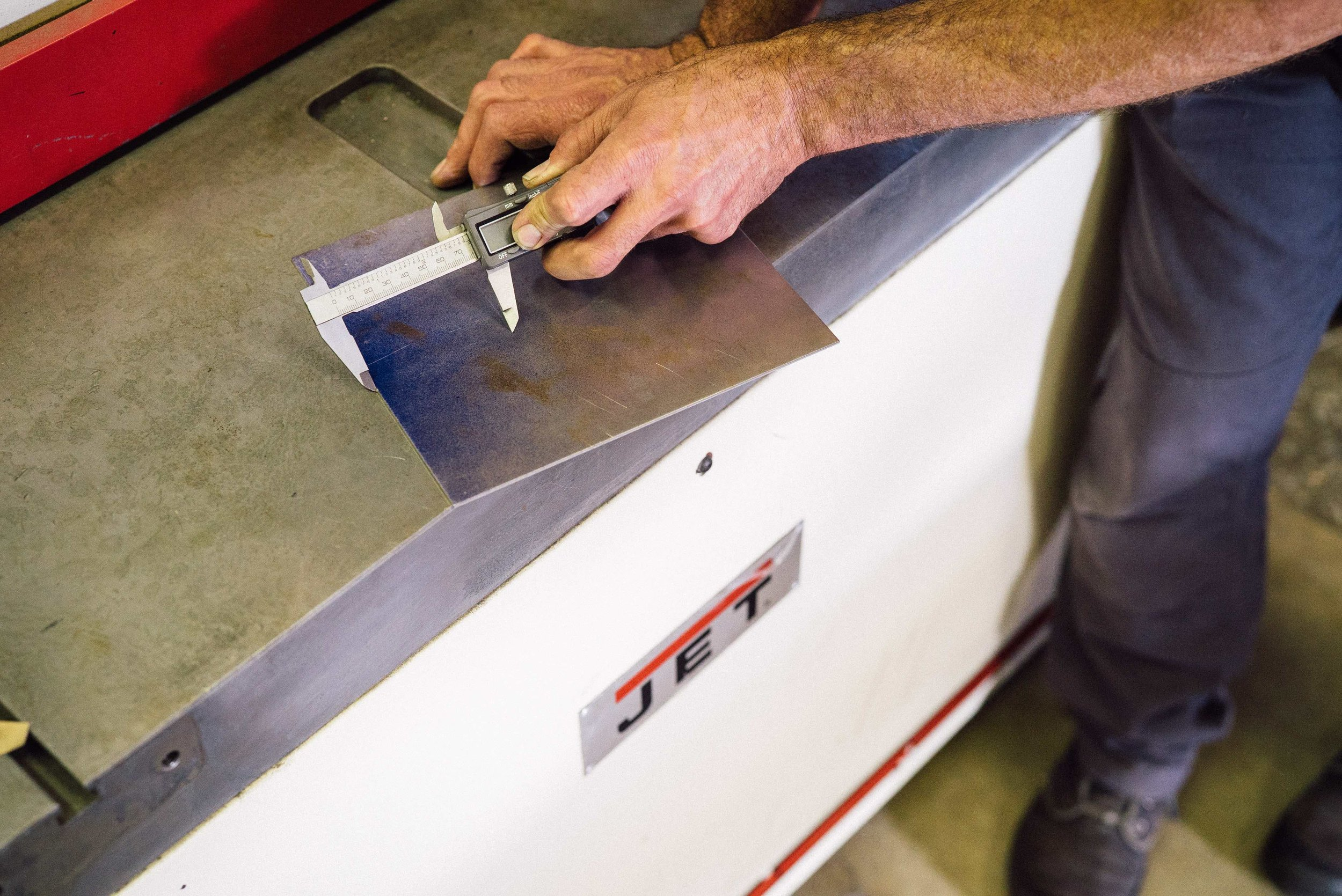 Fuller Moto TIG Welding Torch Holder Project | Cut