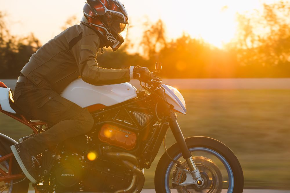 Fuller Moto Custom Motus Motorcycle Cycle World