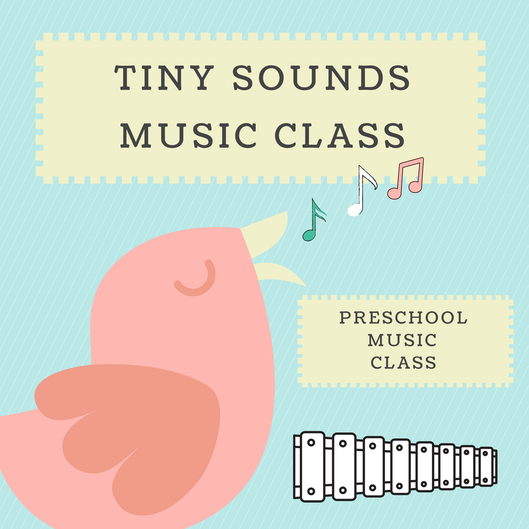 Preschool Tiny Sounds - We are proud to be serving the preschools in the Midlothian area by providing our early childhood music program, Tiny Sounds, as an enrichment program at Goddard on Robious Rd, The Bridge Academy New Dorset, and The Bridge Academy on Academy Rd. Ages 2-5 years.Goddard: TBAThe Bridge Academy: October 23 - December 18 (skipping Thanksgiving week)Register here.