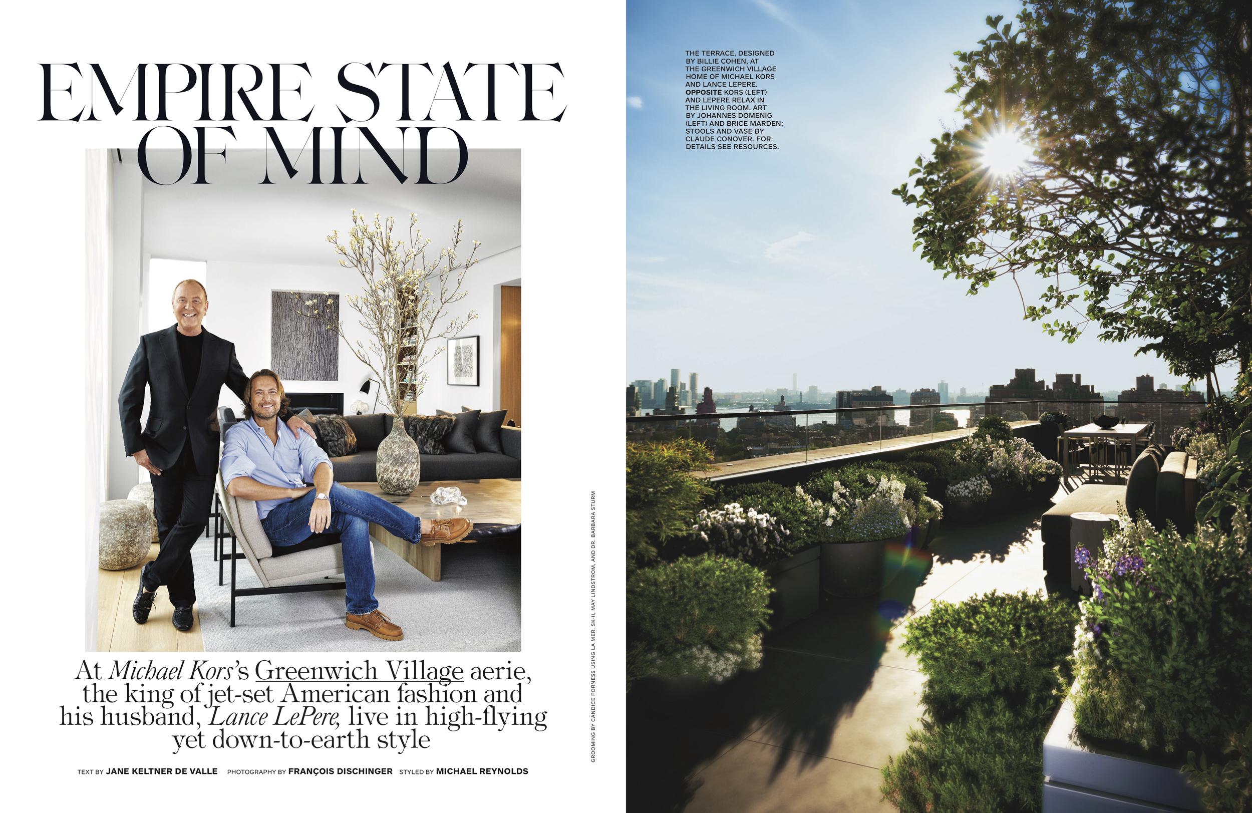 AD Magazine - Michael Kors