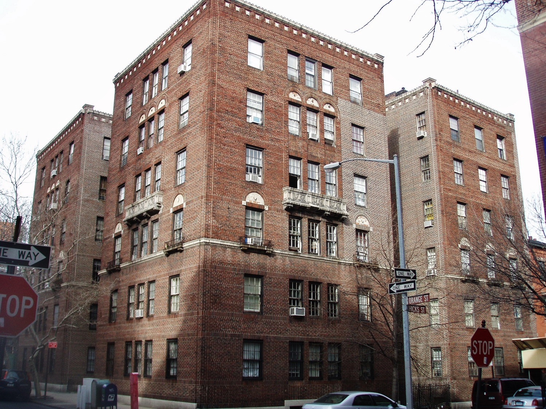 Orange Street Landmark Building FISP repair