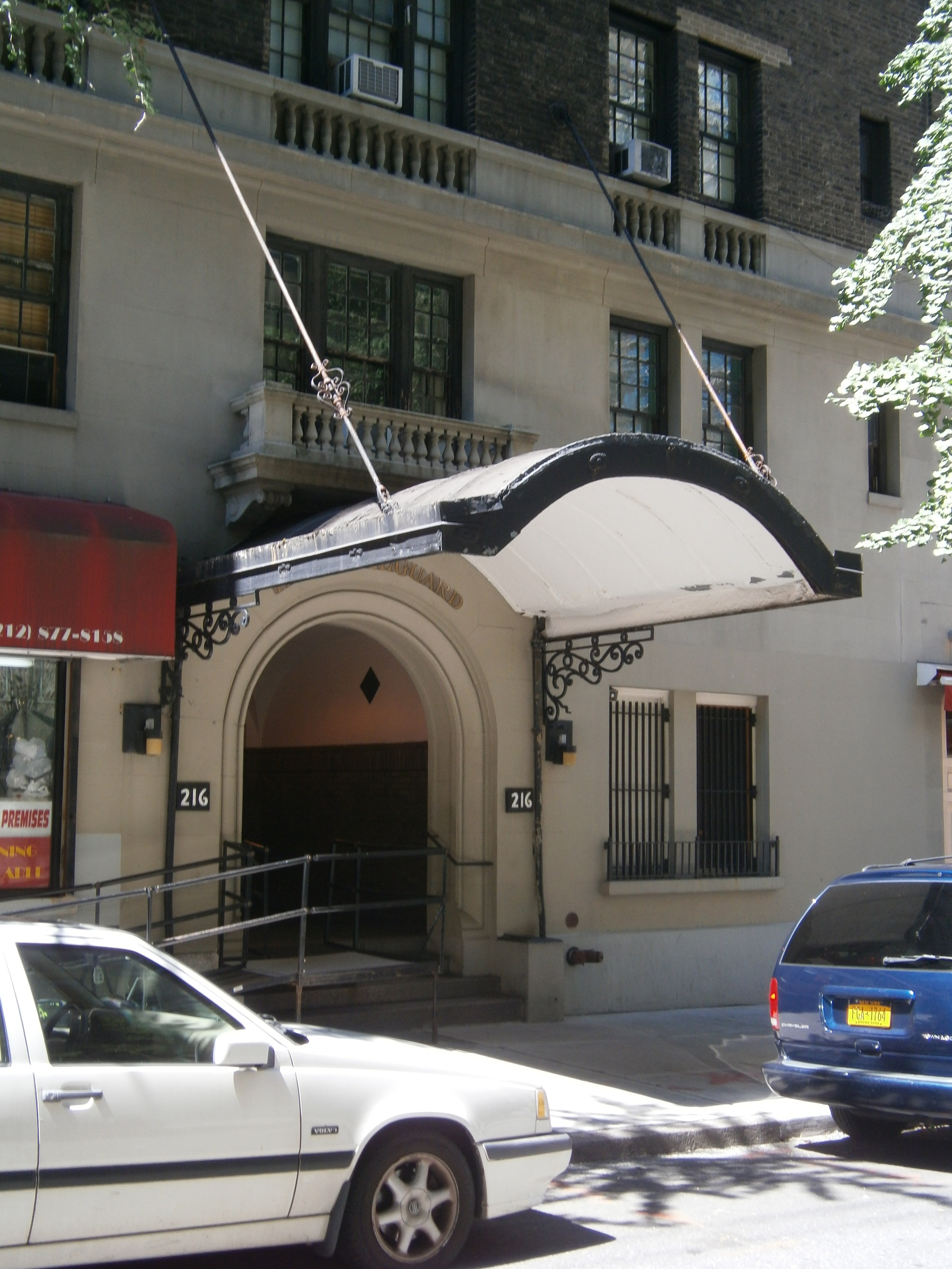 Historic Building FISP repair