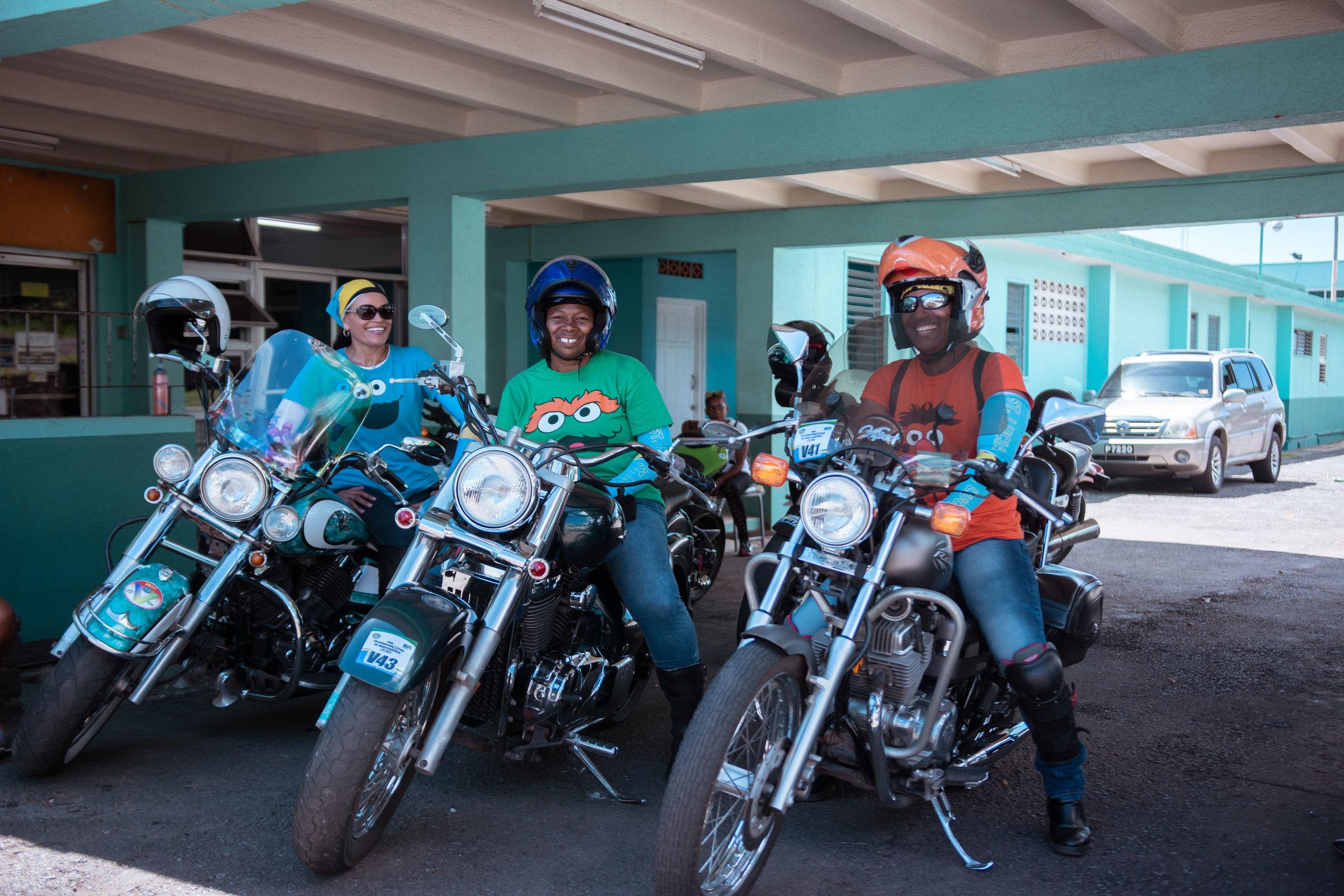Sesame Street Bikers @s.s.bikers758
