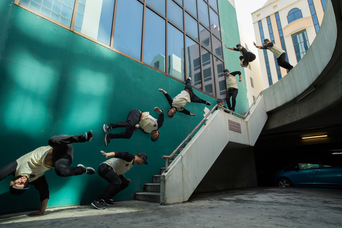 Select to view PDF of deep dive into Parkour subculture