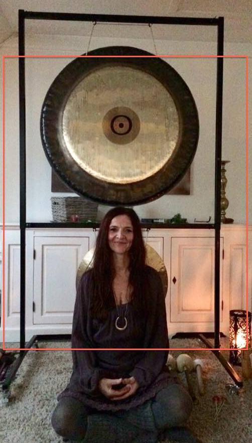 Gongmester Lisbeth Bøen