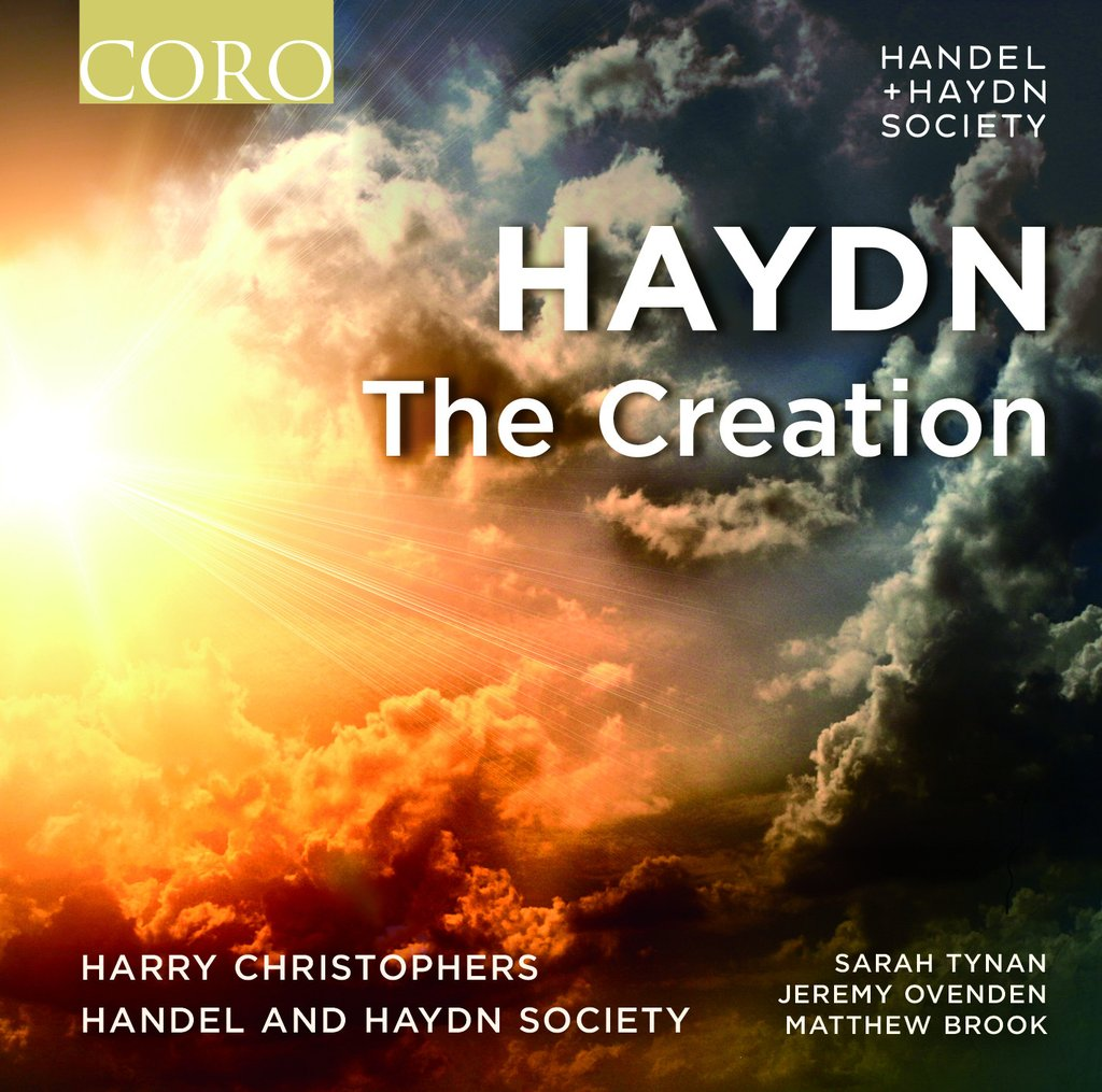 Available now on the CORO label. - Ethan performs as a member of the Handel and Haydn Society Chorus.