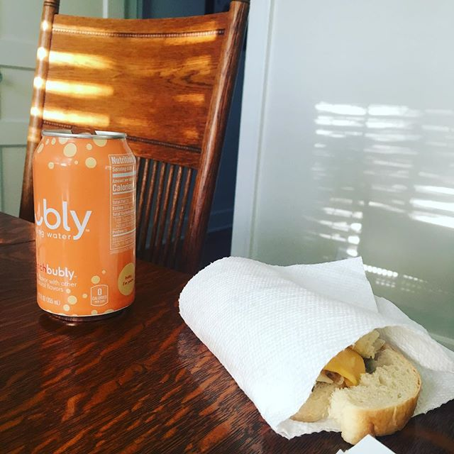 Only downside of switching from Le Croix to Bubly: you husband steals 'em..... @joejandrews @bublywater