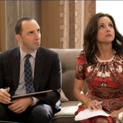 @mrtonyhale stole the show in the @veephbo finale 😢😢I will miss this show !!