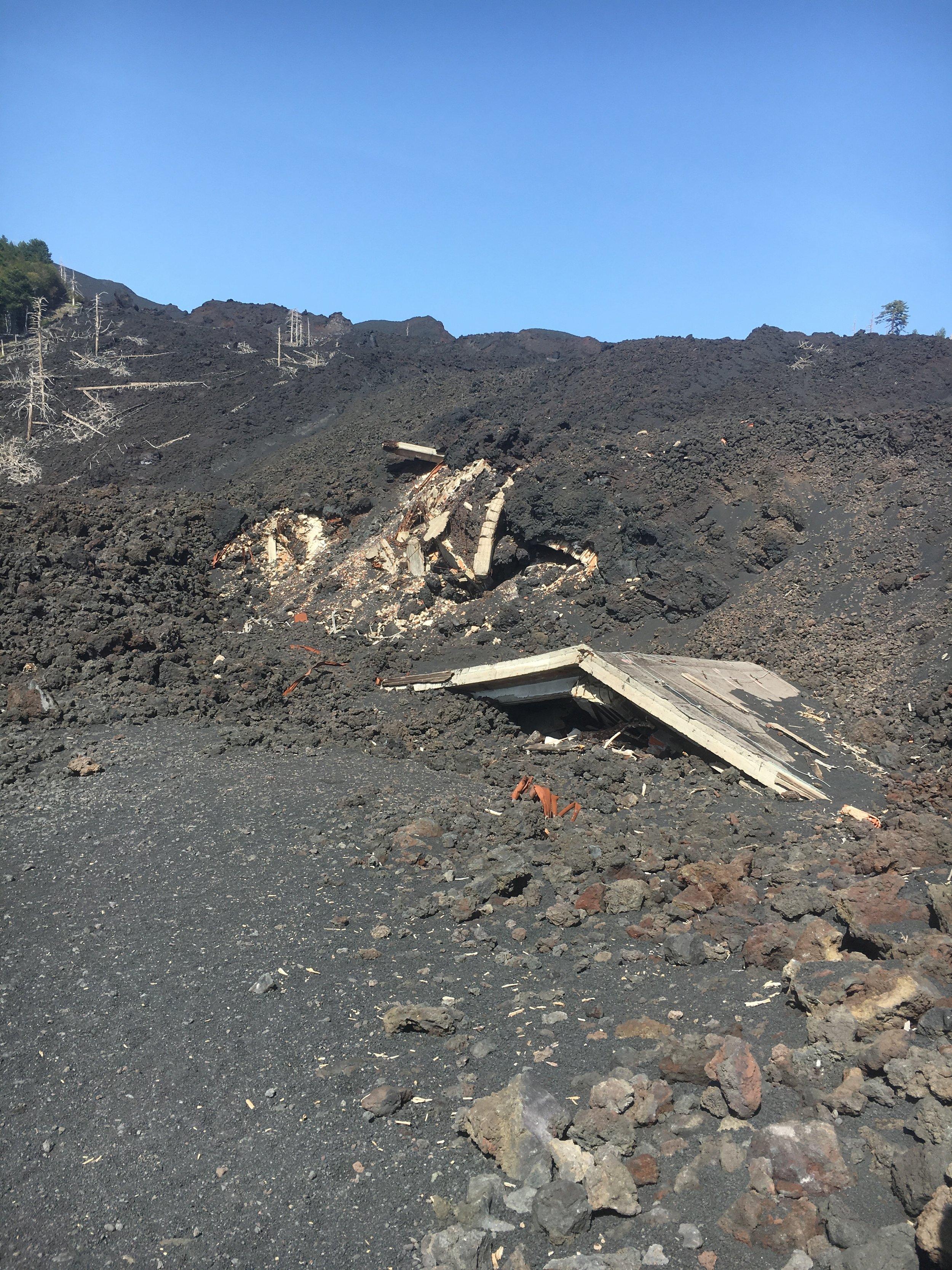 Mount Etna, September 2016.