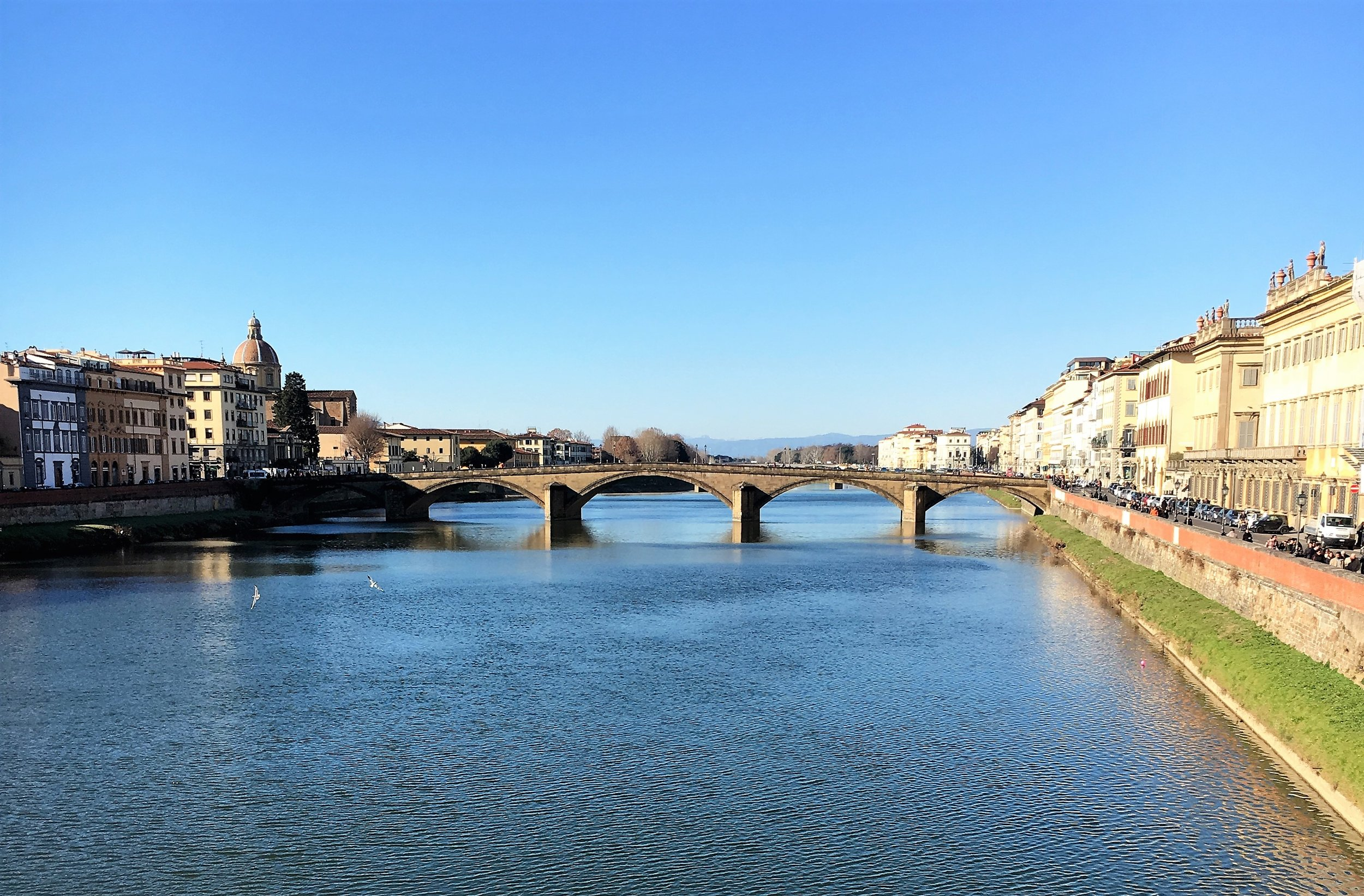 Florence was among the cities I visited on my first trip to Italy.