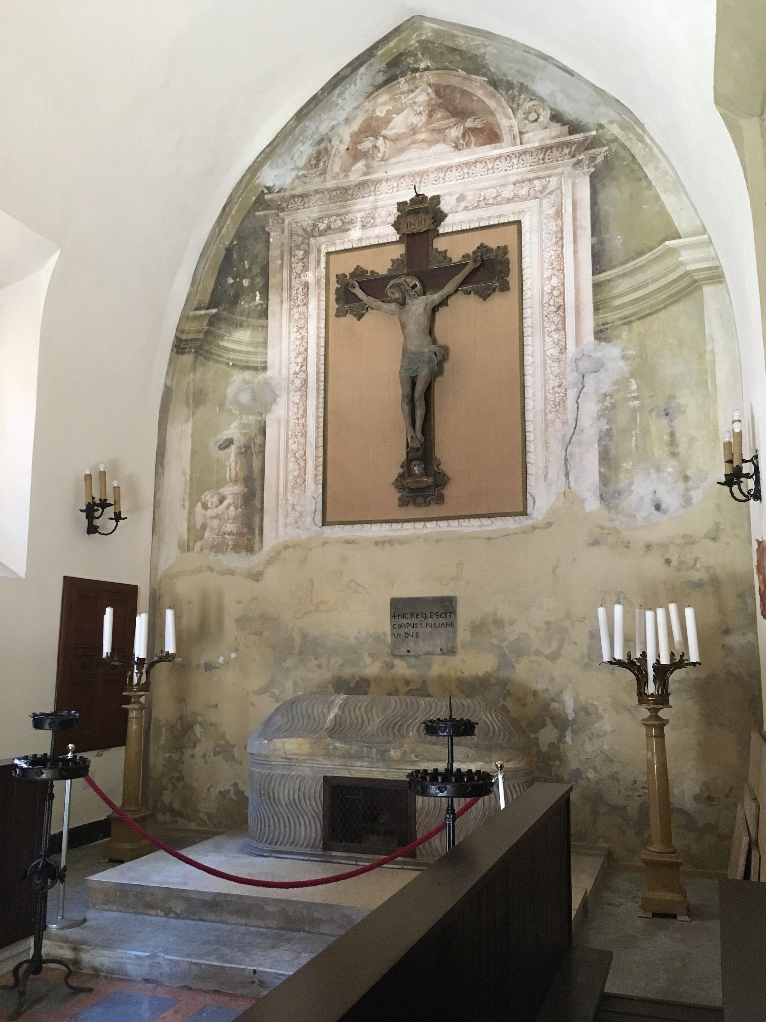 Chapel, Santo Stefano, Bologna