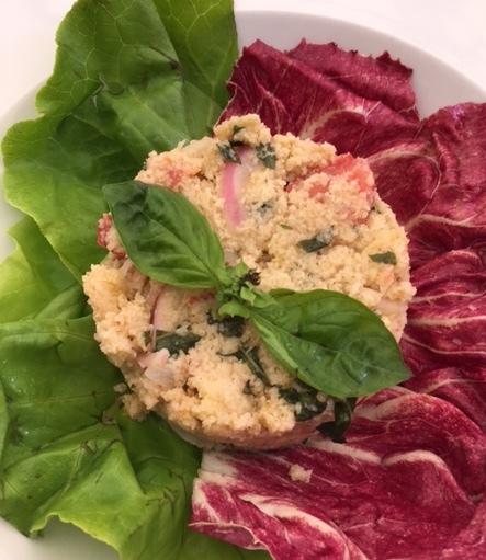 Panzanella Salad,Osteria Cantine Bernardini, Lucca
