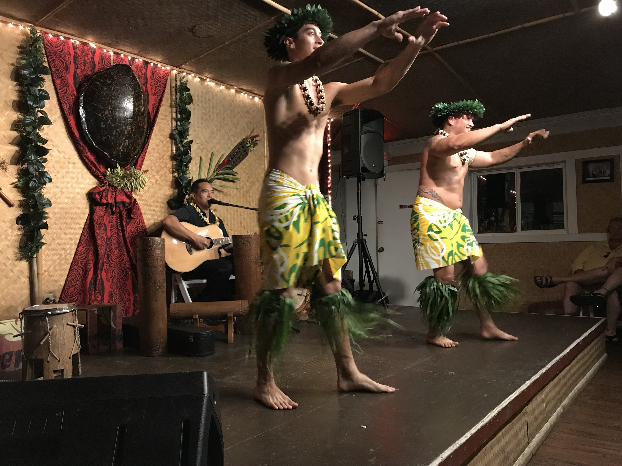 There are many variations of the dance known as the hula.