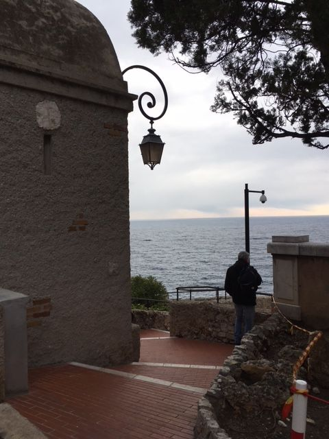 Sea view, Monaco