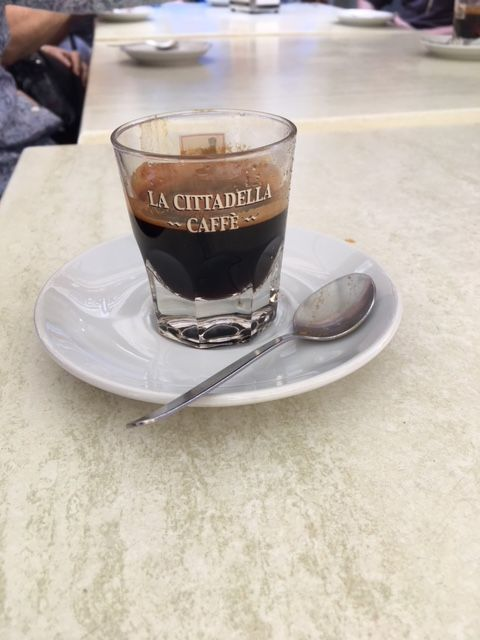 Ponce - coffee with a kick