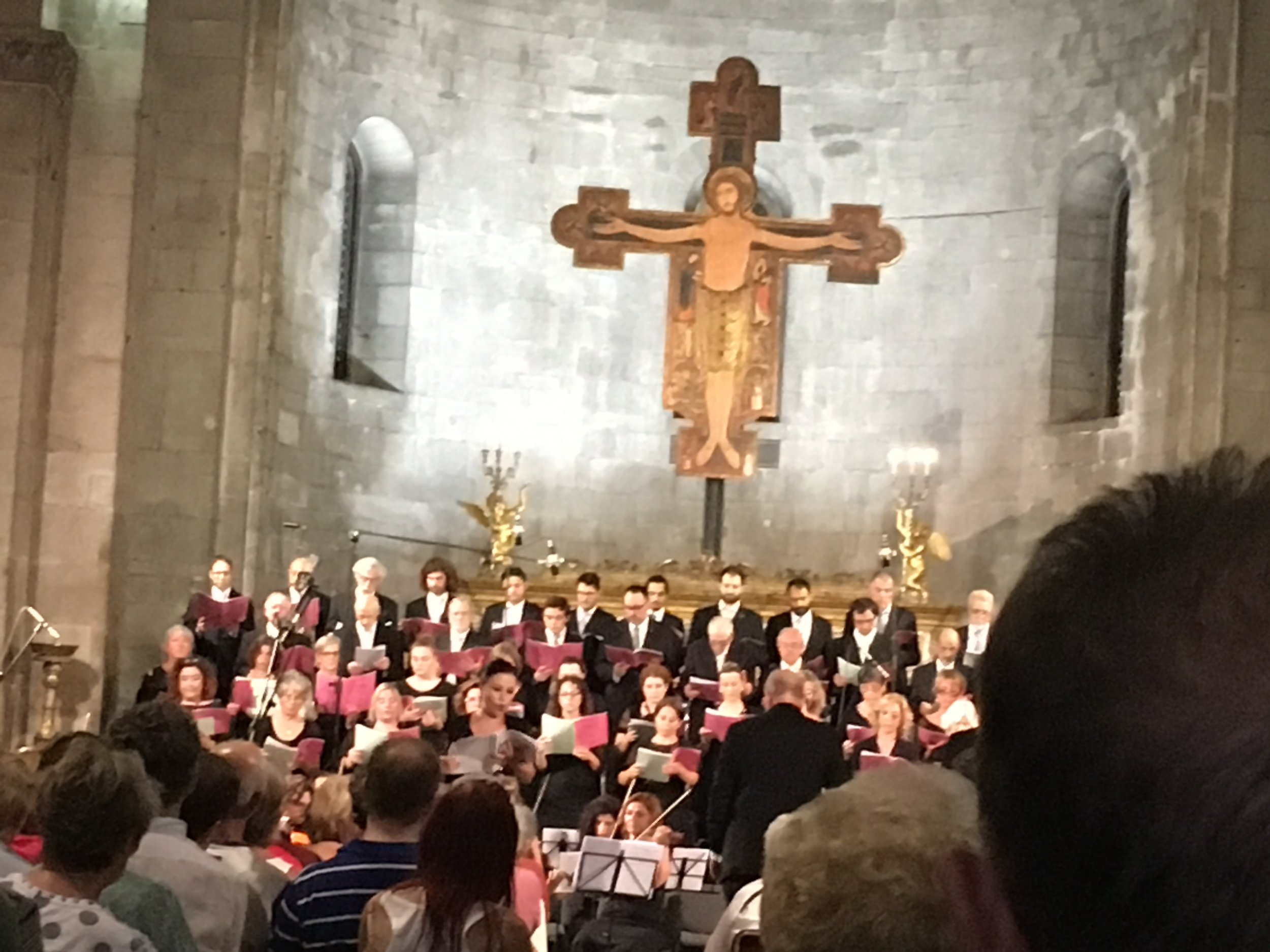 Concerto per San Michele. Glorious music!