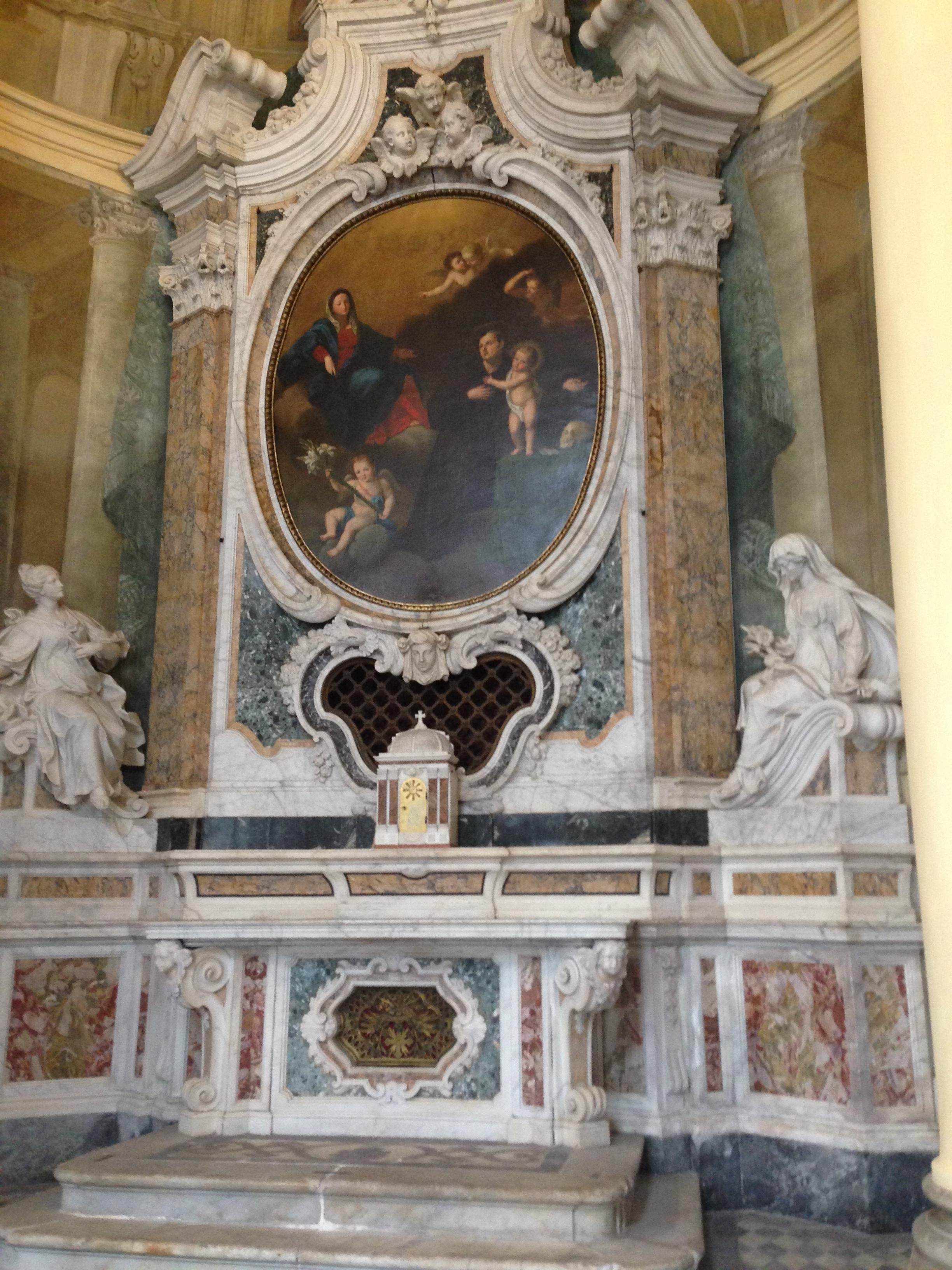 Altar, Chiesa di Santa Caterina