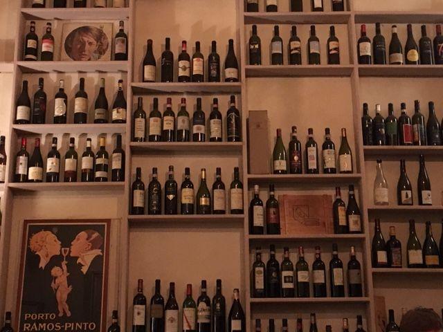 Enoteca (wine bar) Coquinarius