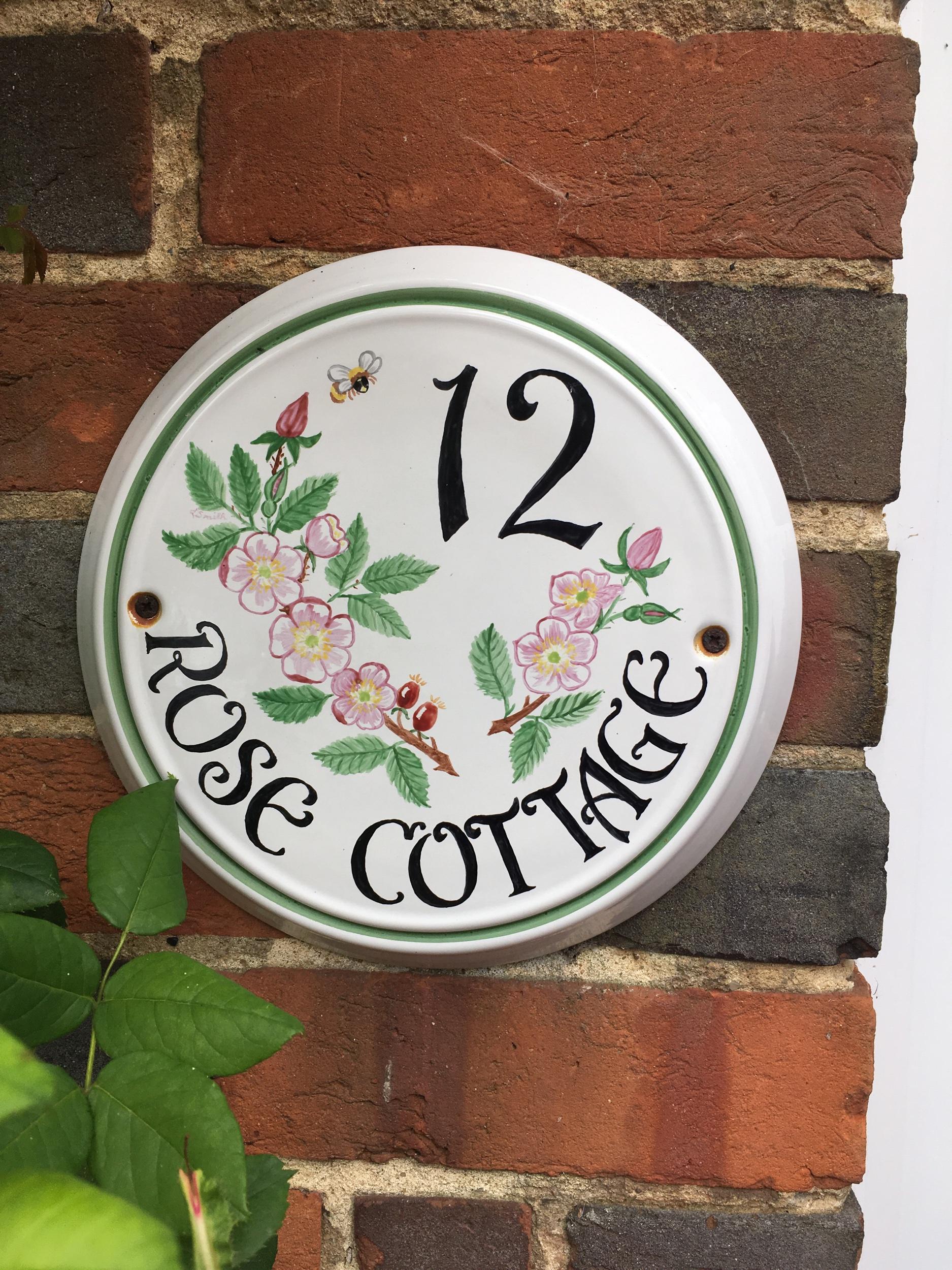 Rose Cottage - how lovely!