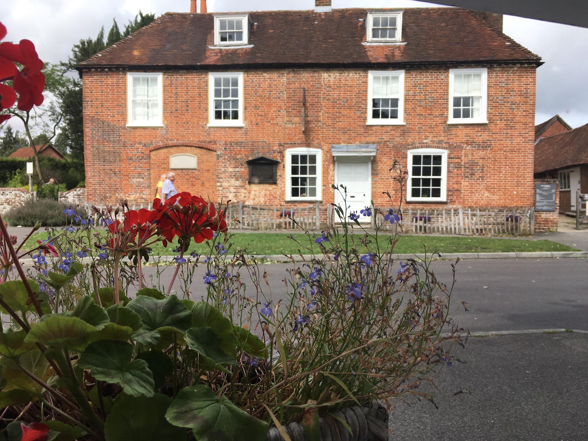 Jane Austen's House Museum, Chawton, Hampshire, England