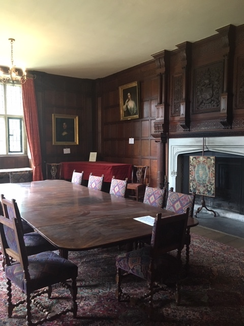 Chawton House Dining Room