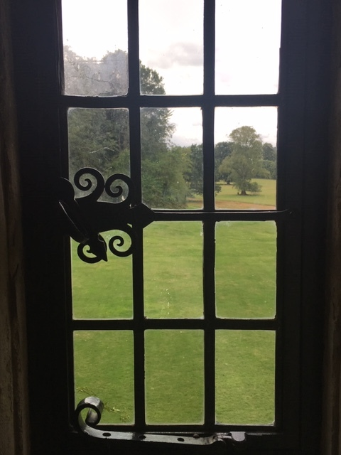 A Window to the Grounds