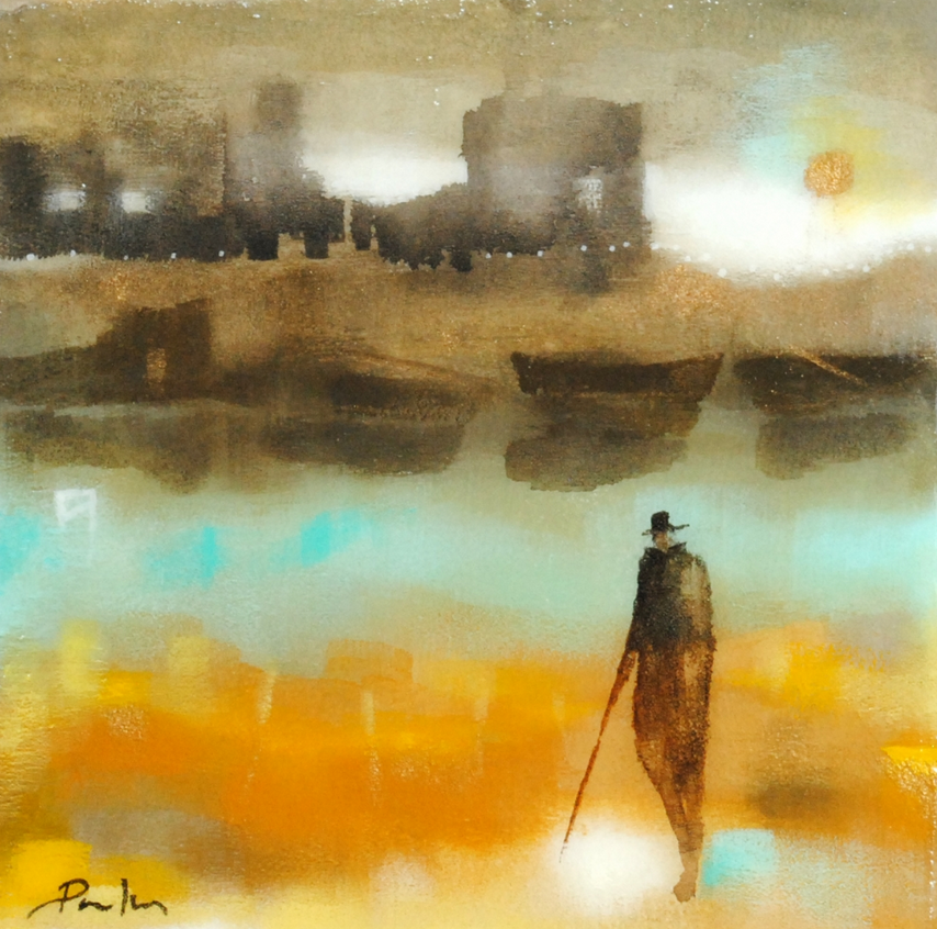 Vers l'antique rivage