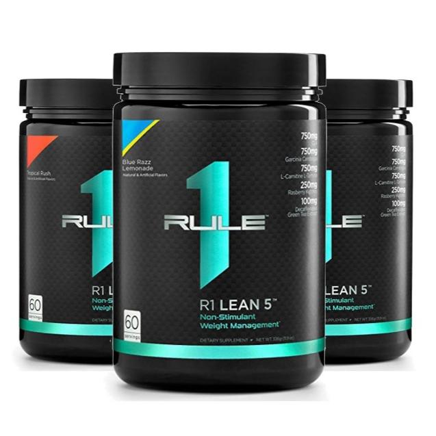 RULE 1 Lean 5