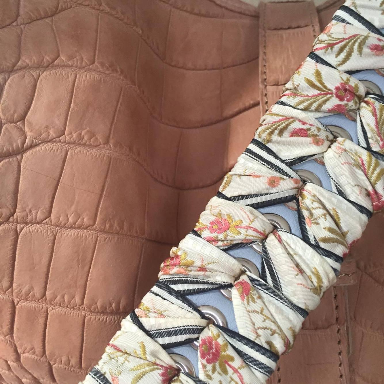 An ultra rare KAC with a Fendi strap.