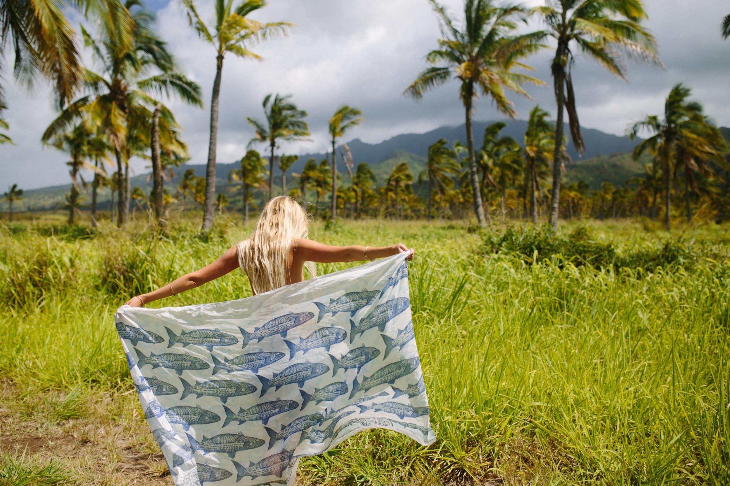 The Salty Blonde, NS Oahu - AROSE TRAVELS