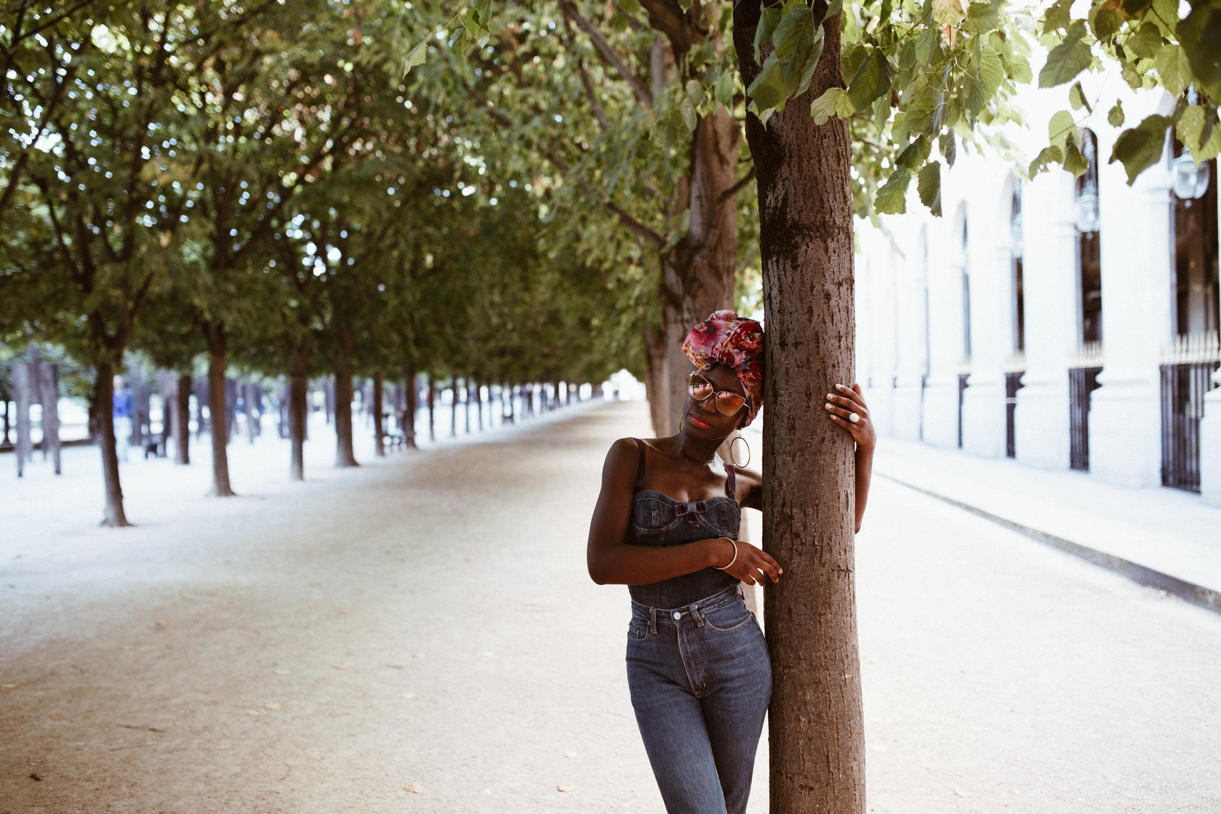 Parisian Style - Rebecca Meraki - AROSE TRAVELS