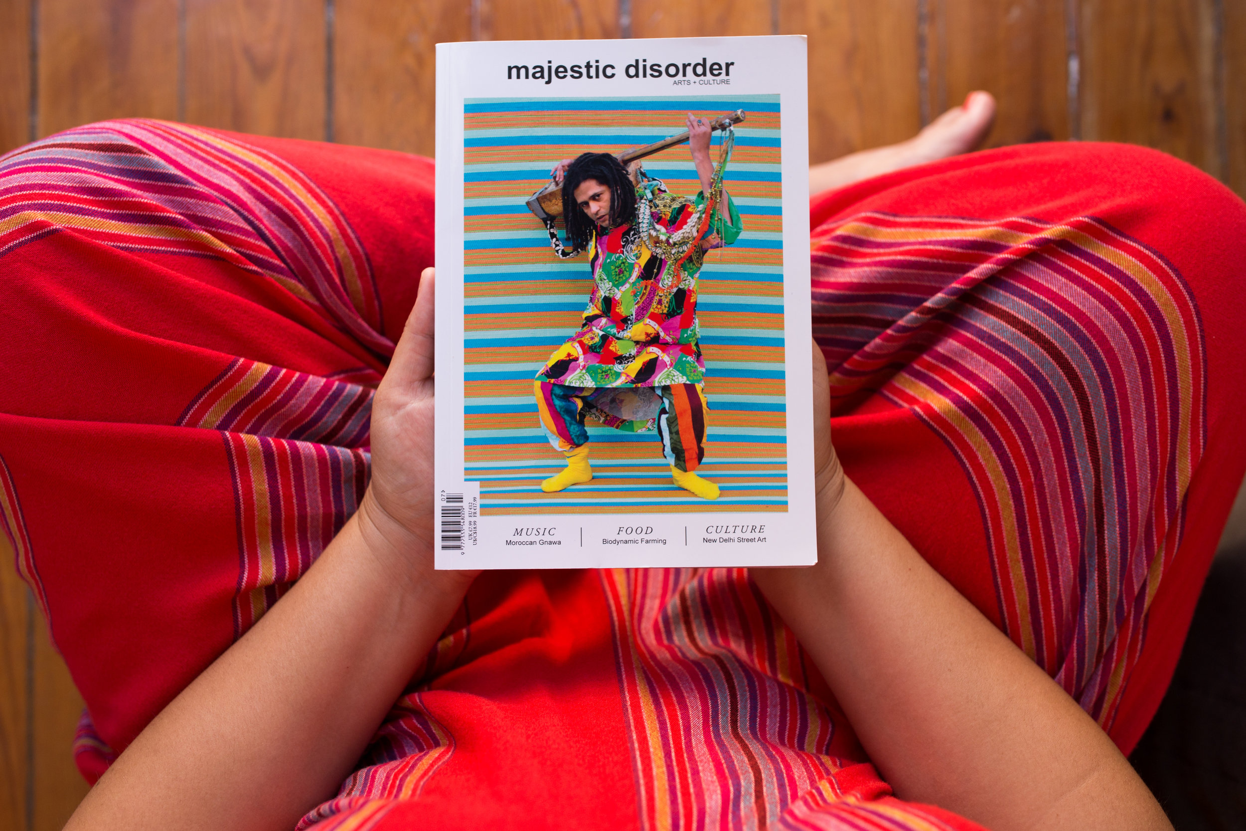 Issue 7 of Majestic Disorder