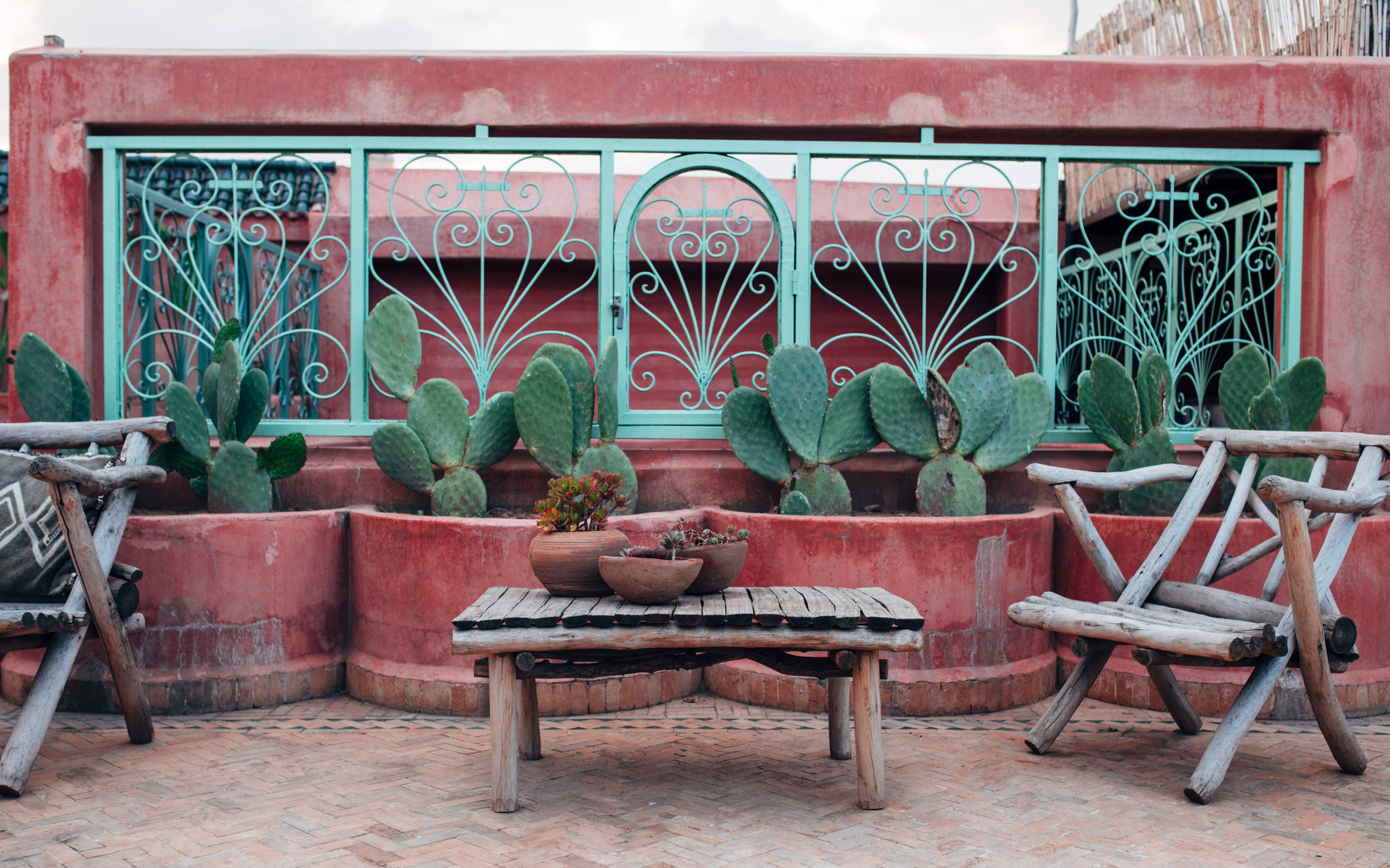 Marrakech - Riad Jardin Secret - AROSE TRAVELS