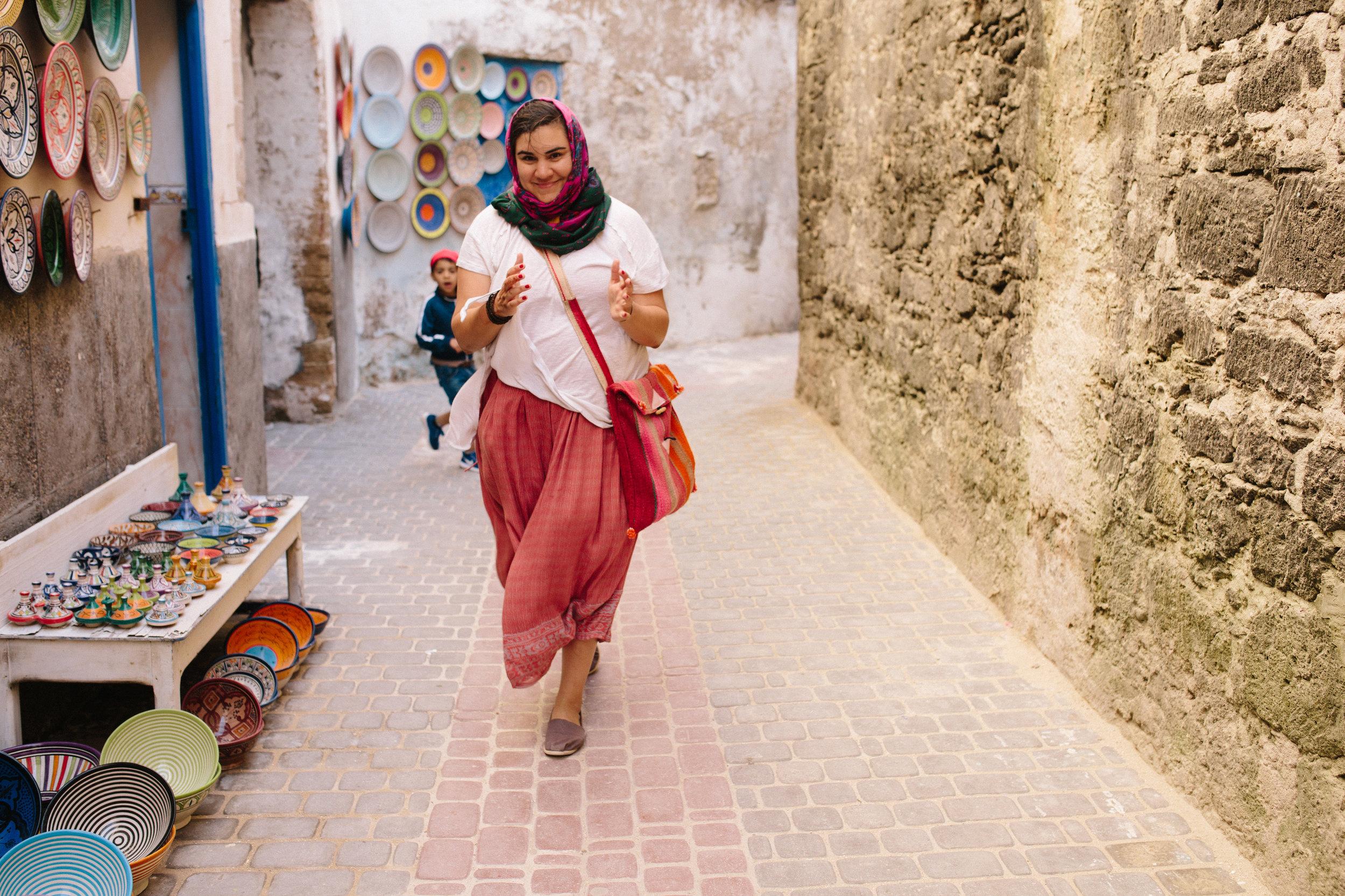 Essaouira, Morocco - 2016