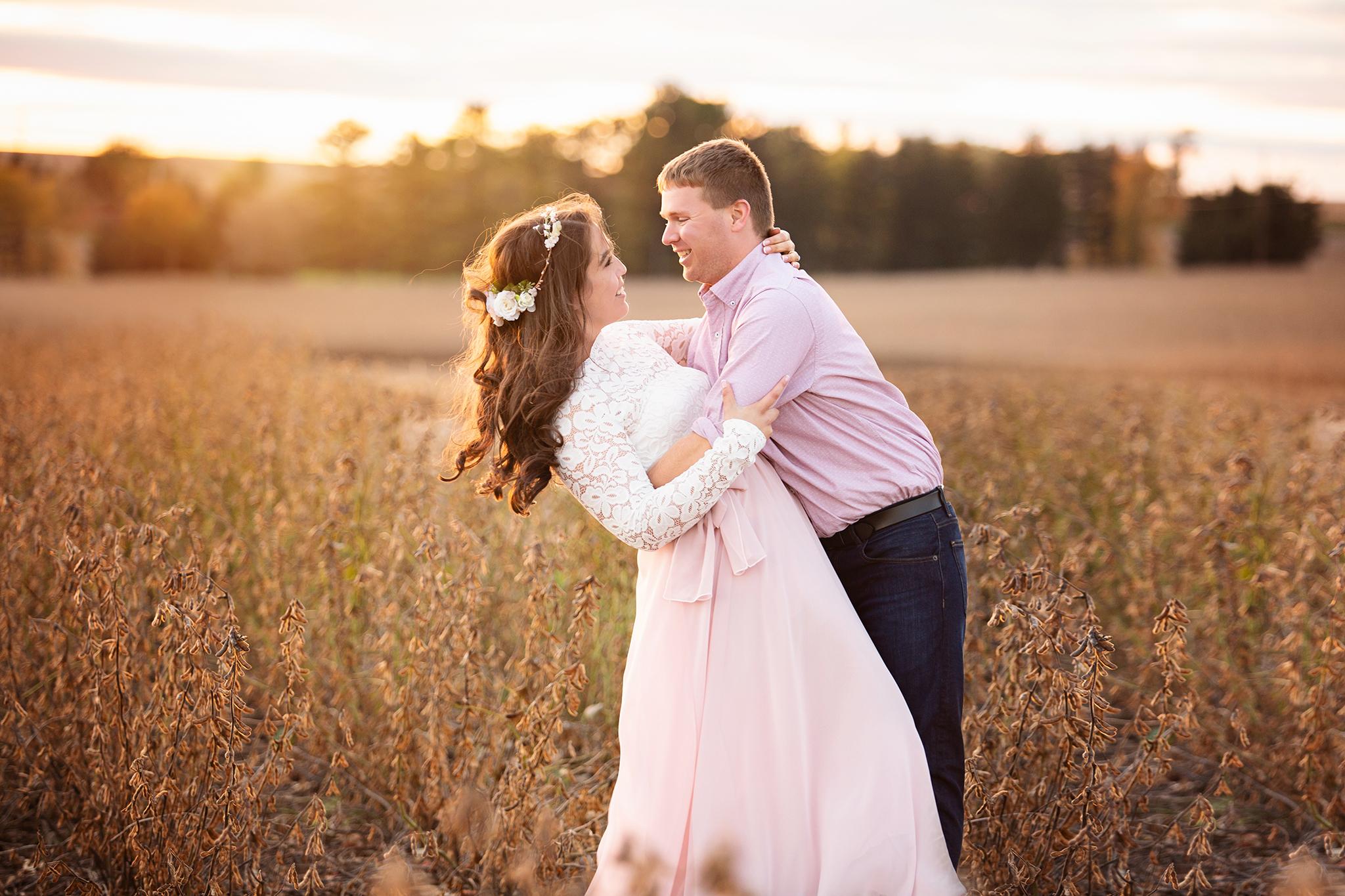 lehia erger photography engagement  wedding brandon iowa farm2.jpg