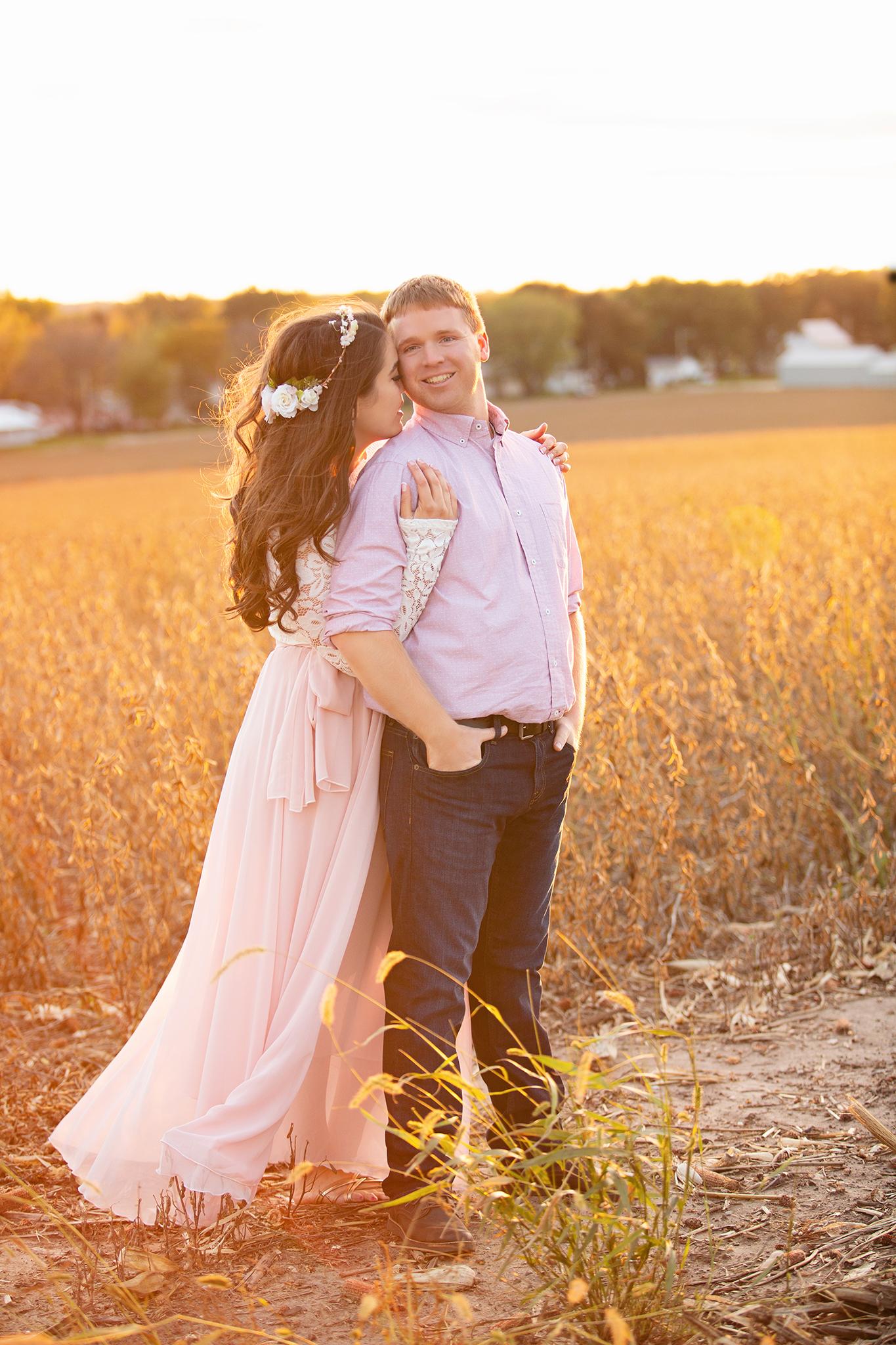 lehia erger photography engagement  wedding brandon iowa country.jpg