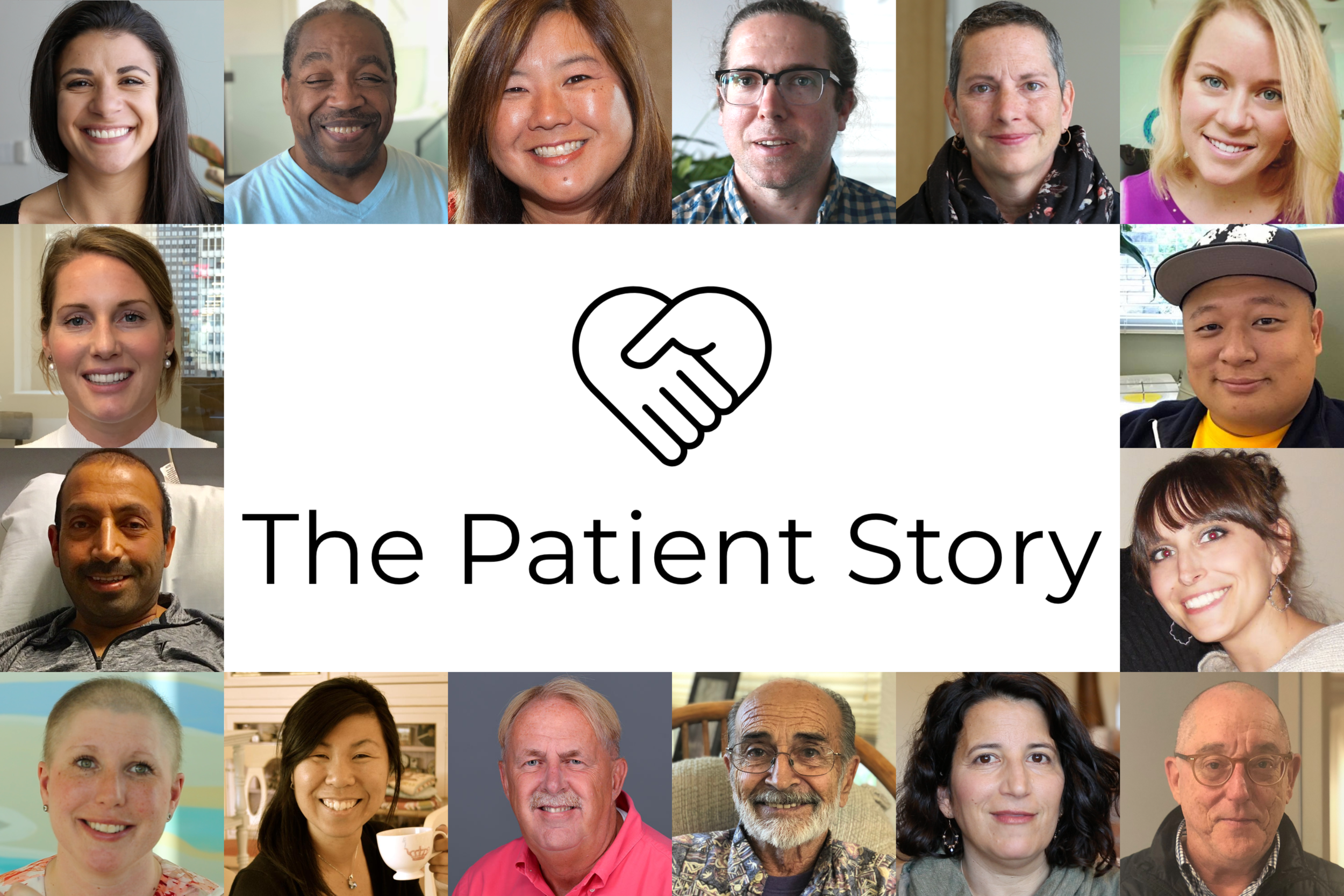 The Patient Story - Formerly OneDavid, we do in-depth interviews with recent cancer survivors and turn them into FAQs and timelines for patients and caregivers dealing with a new diagnosis.