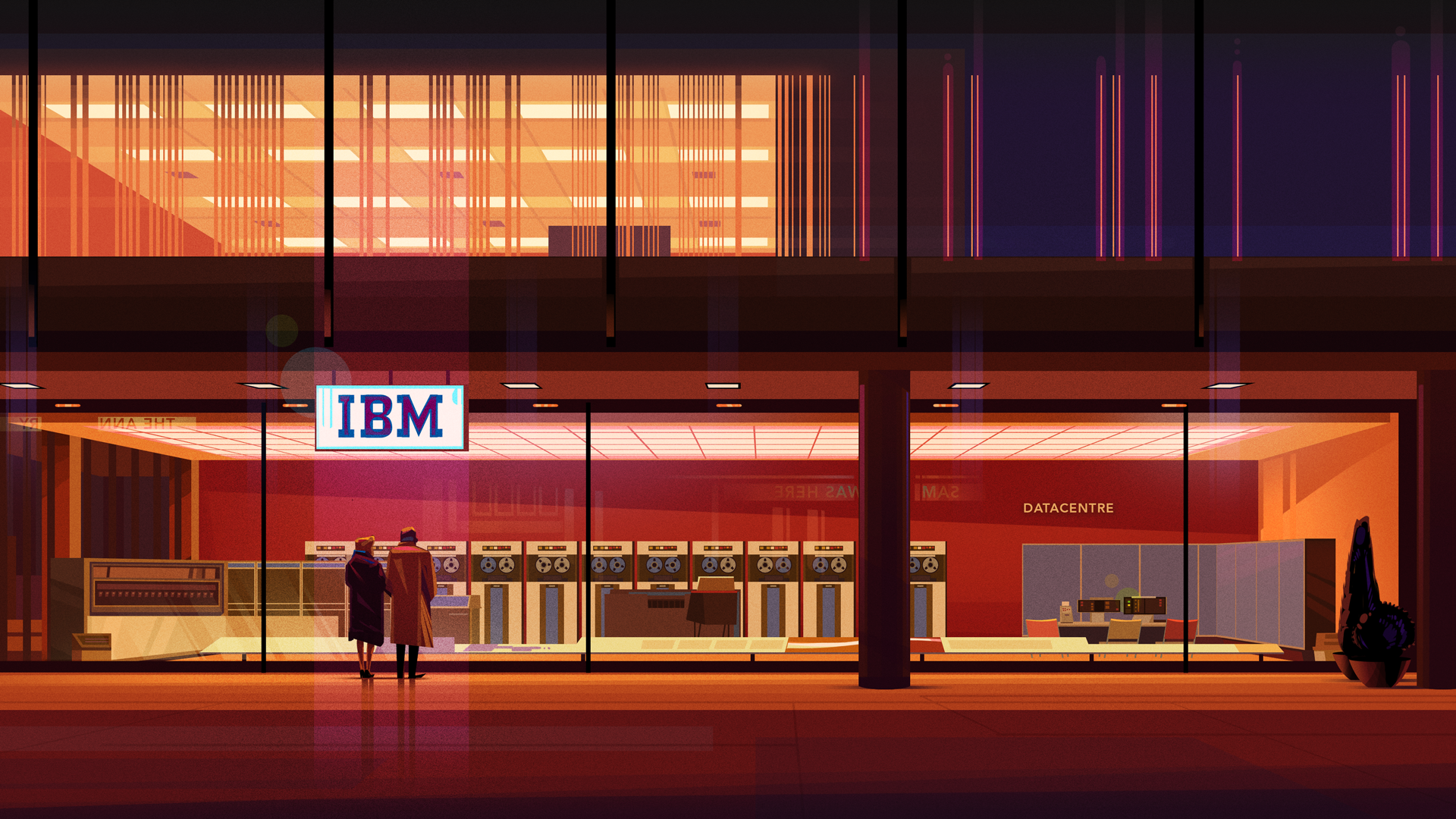 IBM Datacentre