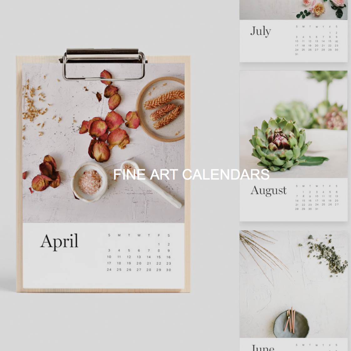 fine art photography calendars