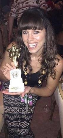 It may as well have been an Academy Award (Hawaii, 2014)