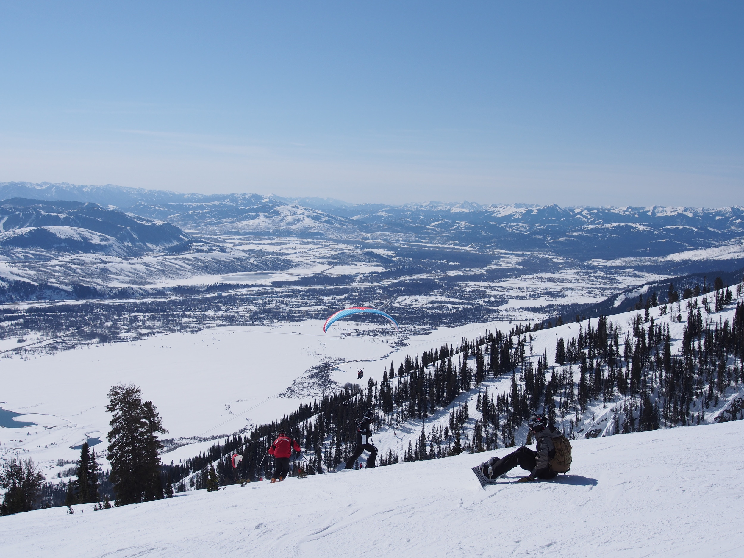 Valley view Jackson Hole