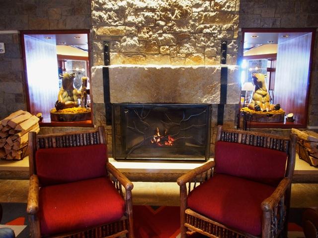 Four Seasons Resort Jackson Hole Lobby