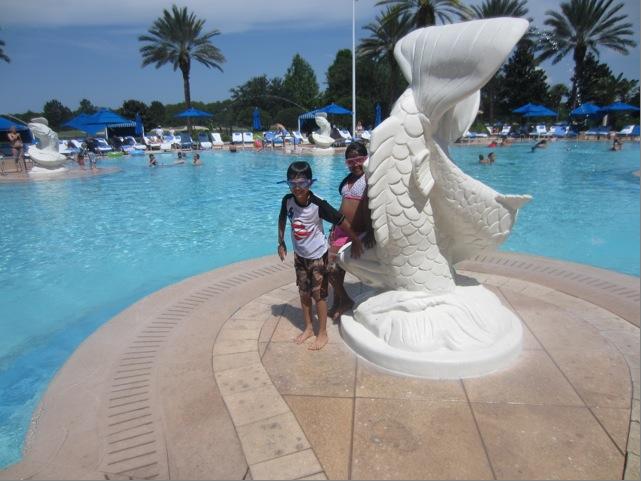 Ritz Carlton Grande Lakes, Orlando