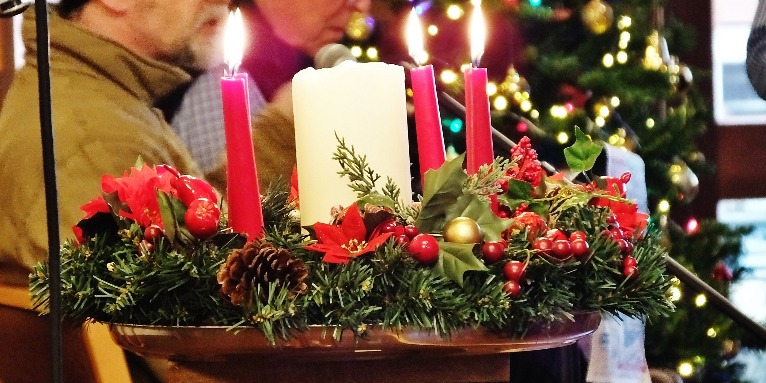 The Christmas Candles