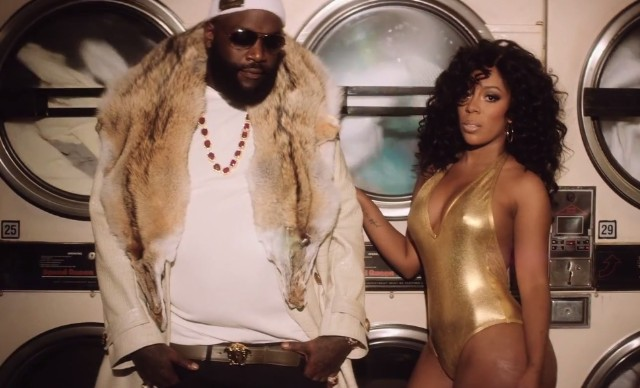 Rick Ross and K. Michelle