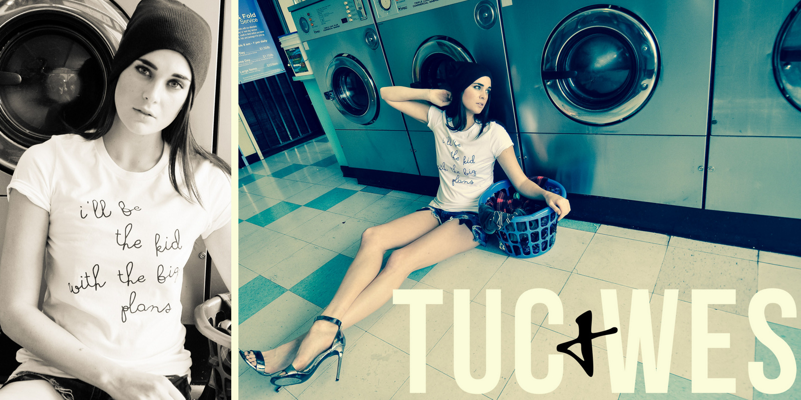 Tuc+Wes Lookbook